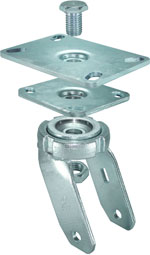 4E-46 Everest / Durastar Series / 46 Hybrid / Heavy Duty Yoke