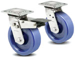 4MC-16PSS Acorn™ Series / Med Caster / Polished Stainless Steel