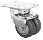 Darcor Series 30 Twin Wheel Caster