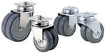 Catis Twin Wheel Casters