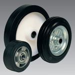 Rader-Vogel Rubber Wheels and Casters