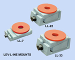 UNISORB® LEVEL-RITE® Mounts