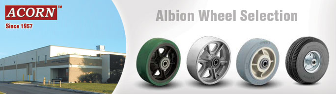 Albion Wheel Selection