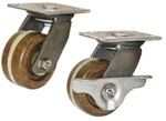 02BSS Stainless Steel Caster